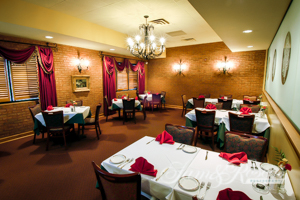 private rooms for corporate parties